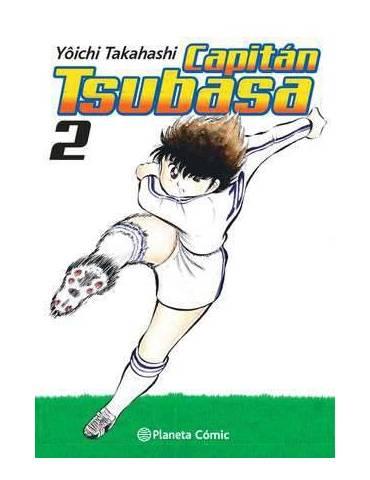 Capitan Tsubasa Nº02/21