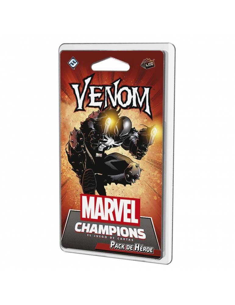Marvel Champions: Venom (Castellano)
