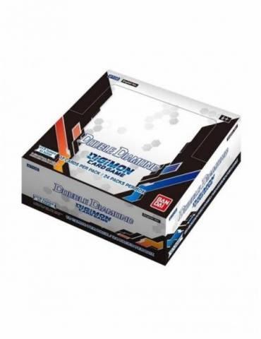 Digimon TCG: Double Diamond BT06 (Caja de 24 sobres)