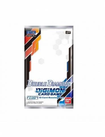 Digimon TCG: Double Diamond BT06 (Sobre de 12 cartas)