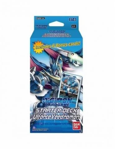 Digimon TCG: Starter Deck Ulforce Veedramon ST-8