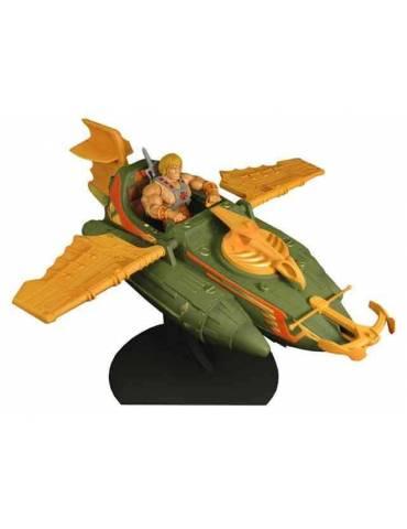 Figura Masters of the Universe Origins: Vehículo Wind Raider