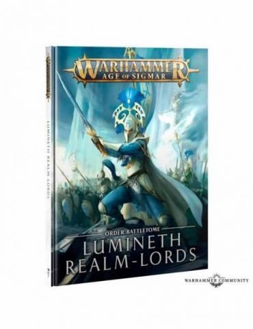Tomo de batalla: Lumineth Realm-lords (Castellano)