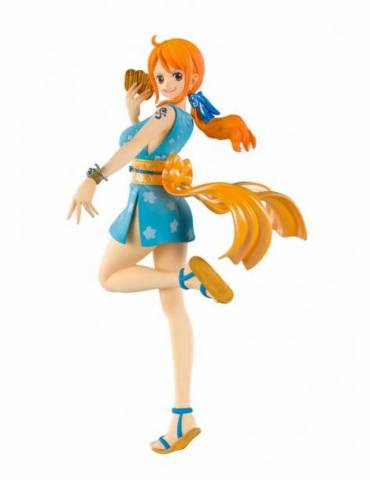 Figura One Piece Figuarts Zero: Nami (Onami) 14 cm