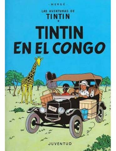 Tintin 02. Tintin En El Congo