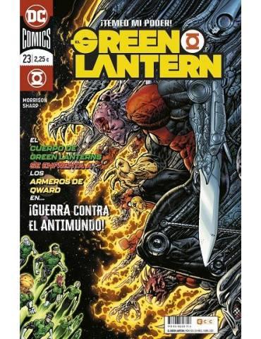 El Green Lantern núm. 105/ 23