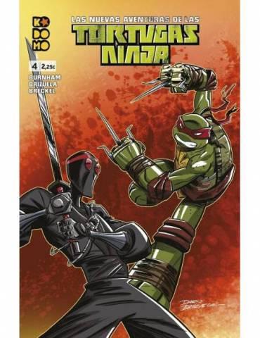 Las nuevas aventuras de las Tortugas Ninja núm. 04