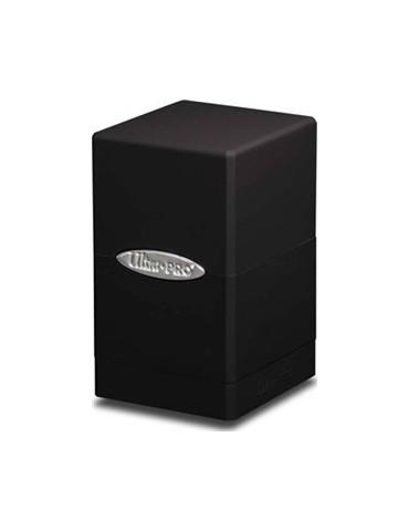 Satin Tower Deck Box (Negro)