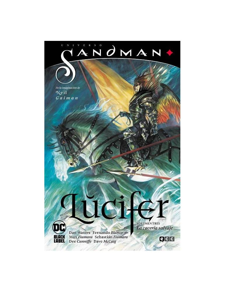 Universo Sandman - Lucifer vol. 03: La cacería salvaje