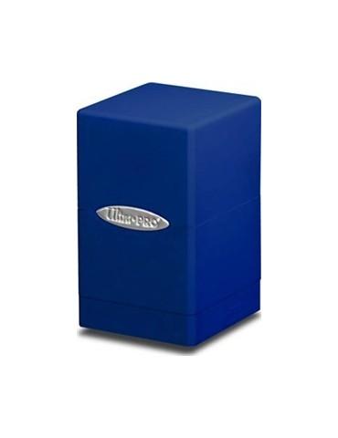 Satin Tower Deck Box (Azul)