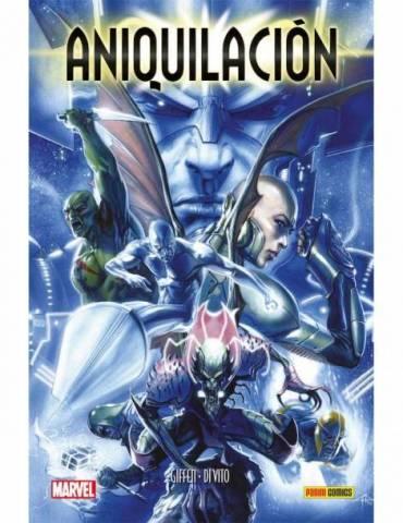 Aniquilación Saga 04. Aniquilación