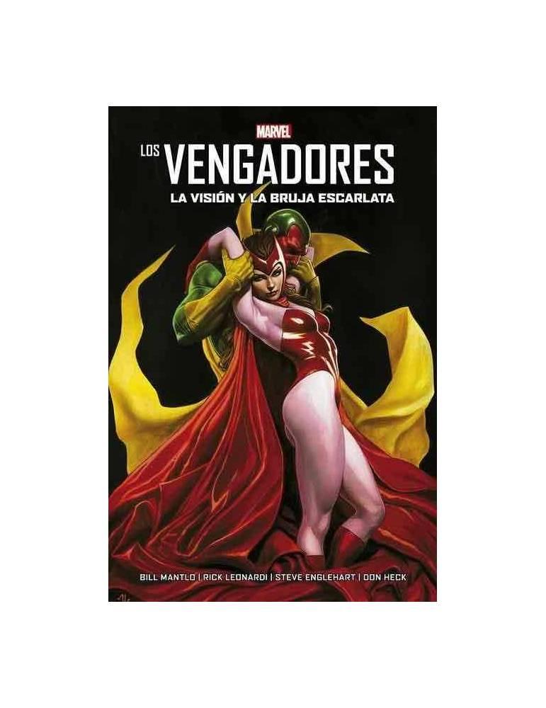 Los Vengadores. La Visión y la Bruja Escarlata