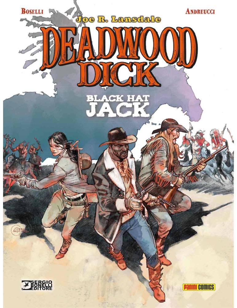 Deadwood Dick: Black Hat Jack