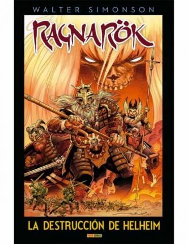 Ragnarok (Walter Simonson) 3.