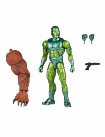 Figura Deluxe Marvel Legends: Vault Guardsman 15 cm