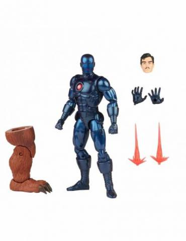 Figura Deluxe Marvel Legends: Stealth Iron Man 15 cm