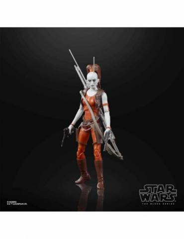 Figura Star Wars Black Series: Aurra Sing 15 cm