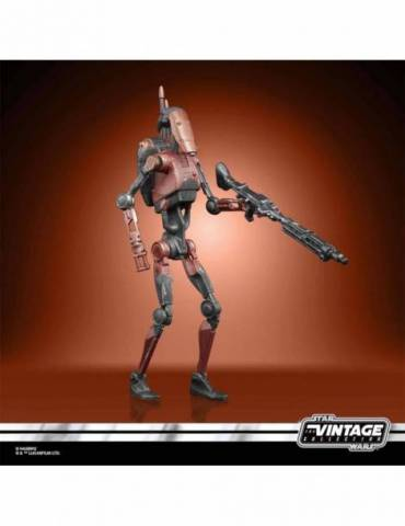 Figura Star Wars Vintage Gaming Greats: Heavy Battle Droid 10 cm