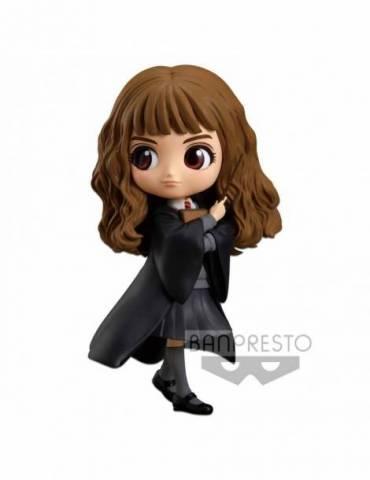 Figura Harry Potter Q Posket: Hermione Granger Color Normal Ver. A 14 cm