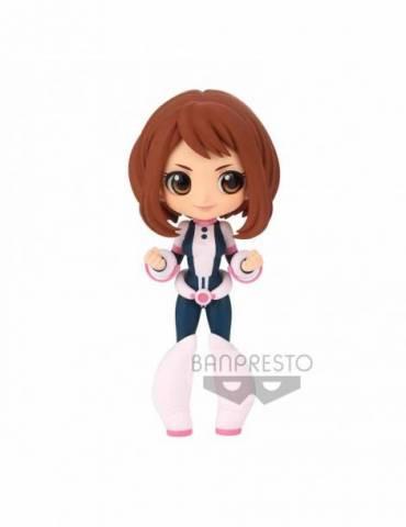 Figura My Hero Academia Q Posket: Ochako Uraraka Ver. A 13 cm