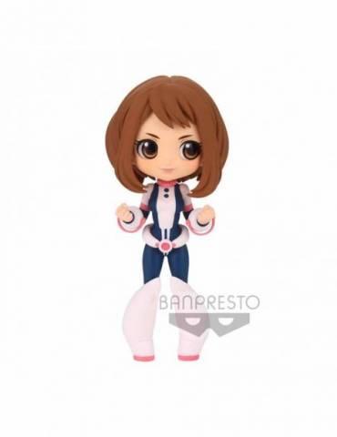 Figura My Hero Academia Q Posket: Ochako Uraraka Ver. B 13 cm