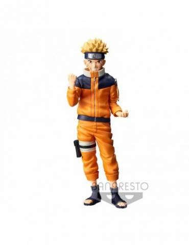 Figura Naruto Grandista Nero: Naruto Uzumaki 2 23 cm