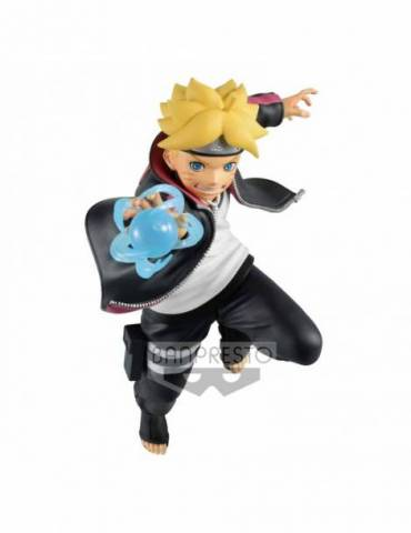 Figura Boruto Naruto Next Generations Vibration Star: Uzumaki Boruto Ver. B 12 cm