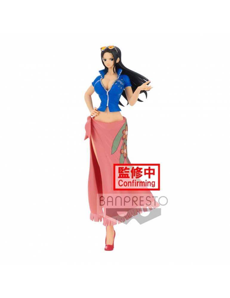 Figura One Piece Glitter & Glamours: Nico Robin Ver. B 25 cm