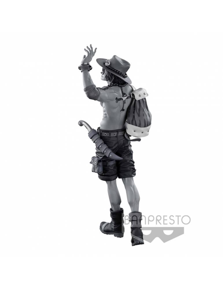 Figura One Piece World Colosseum 3 Super Master Stars Piece: Portgas D. Ace (The Tones) Fig 30 cm