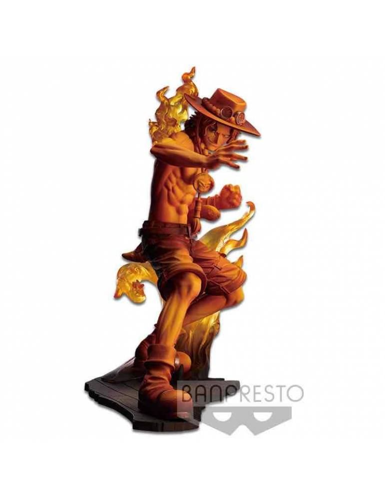 Figura One Piece Stampede Brotherhood III: Portgas D. Ace 14 cm