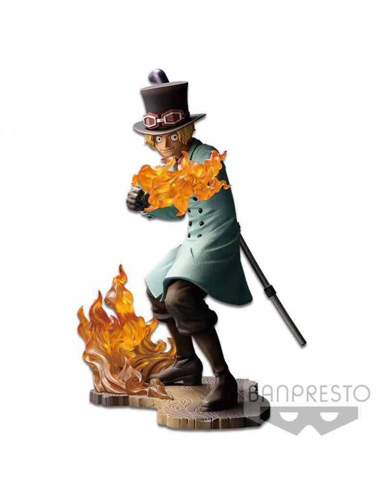 Figura One Piece Stampede Brotherhood III: Sabo 15 cm