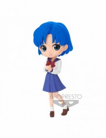 Figura Pretty Guardian Sailor Moon Eternal Q Posket: Ami Mizuno Ver. A 14 cm