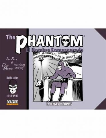 The Phantom. El Hombre Enmascarado (1940-1943) Jungla en Armas