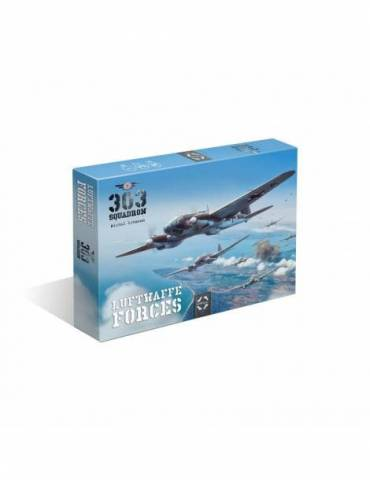 303 Squadron: Expansión Luftwaffe Forces