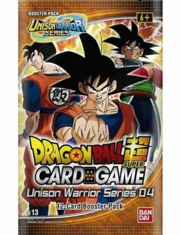 Dragon Ball Super Card Game: Unison Warrior 4 Supreme Rivalry (Sobres de 12 cartas) (Inglés)