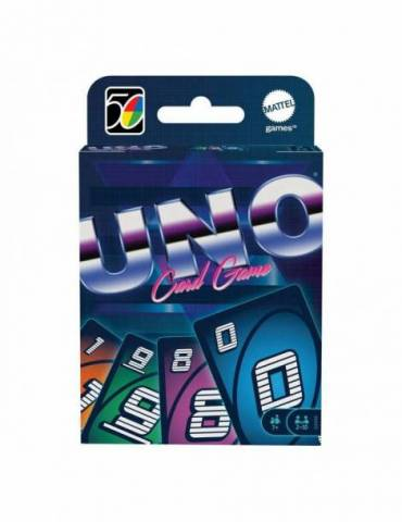 UNO: Iconic Series Anniversary Edition 1980's
