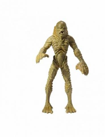 Figura Universal Monsters Maleable Bendyfigs: Creature from the Black Lagoon 14 cm