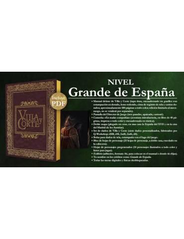 Villa y Corte: Mecenas Grande de España