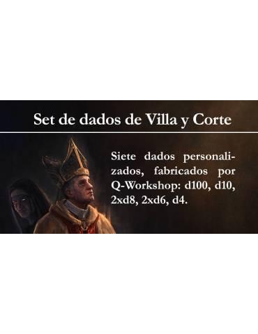 Set de dados de Villa y Corte