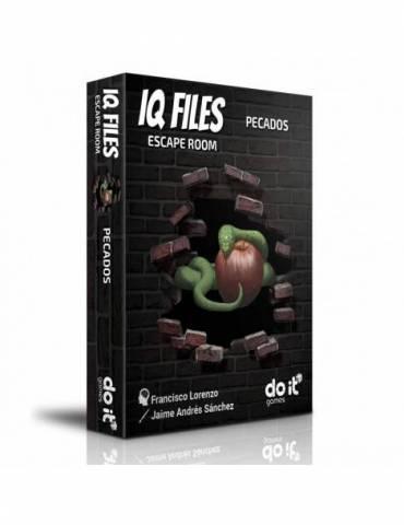 Iq Files: Pecados