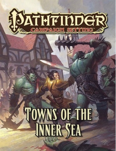 Pathfinder Campaign: Towns...