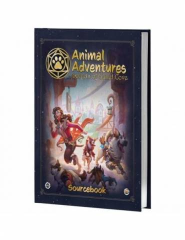 Animal Adventures: Secrets of Gullet Cove Sourcebook (Inglés)