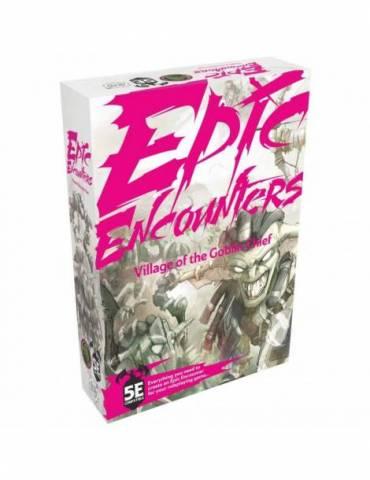 Epic Encounters: Village of the Goblin Chief (Inglés)