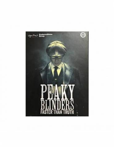 Peaky Blinders: Faster than Truth (Inglés)