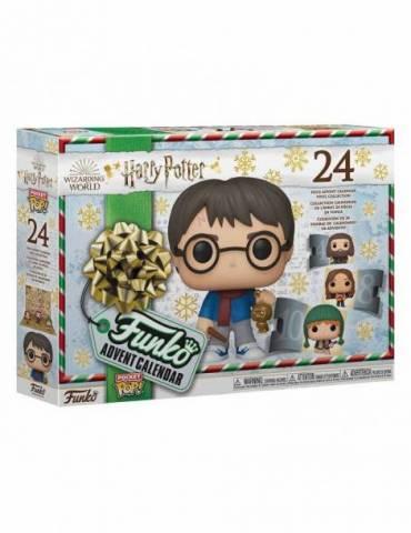 Calendario de adviento Pocket POP! Harry Potter
