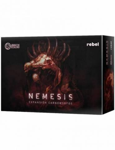 Nemesis: Carnomorfos (Castellano)
