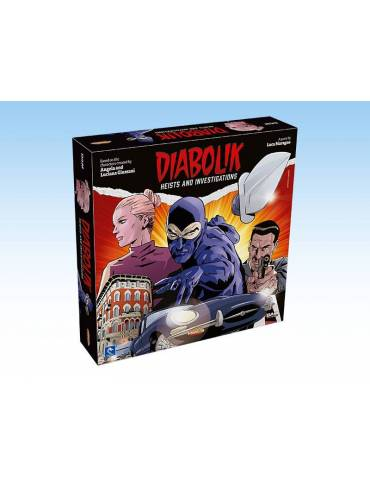 Diabolik: Heists and Investigations