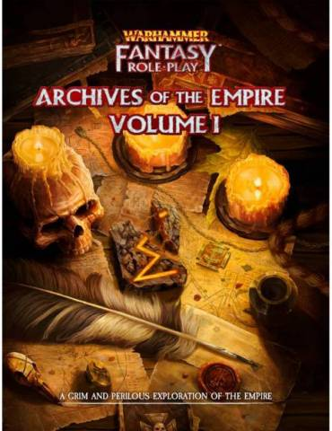 WFRP Archives of the Empire