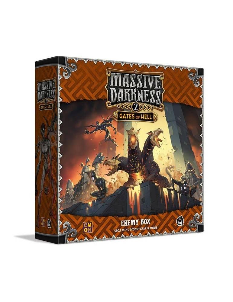 Massive Darkness 2: Enemy Box - Gates of Hell