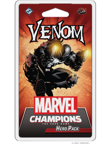 Marvel Champions: The Card Game - Venom Hero Pack (Inglés)